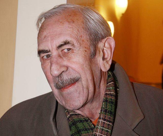 Jeden z ostatnich wywiadów Jana Kobuszewskiego. Zdradził przepis na udany związek