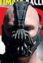 ''Mroczny rycerz powstaje'' - Batman i Bane na okładce Empire [foto]