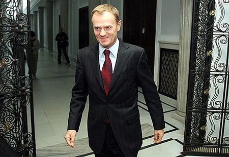 Tusk: nie będzie koalicji PO z SLD w Warszawie