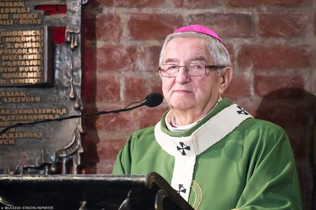 Arcybiskup Sławoj Leszek Głódź wspominał zmarłego ministra Jana Szyszkę