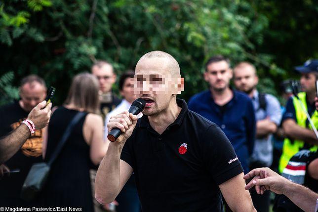 Jacek M. z zarzutami