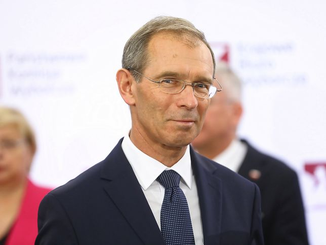 Zygmunt Frankiewicz ma być nowym kandydatem na marszałka Senatu