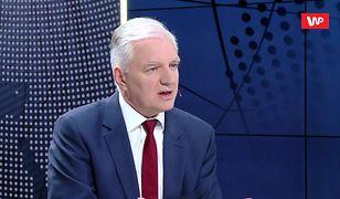 """Jarosław Gowin bez ogródek o działaniach Zbigniewa Ziobry. """"Zrobiłbym to inaczej"""""""