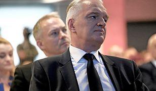 Gowin zabrał głos ws. decyzji Kaczyńskiego