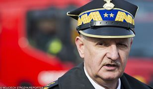 Leszek Suski w fotelu szefa straży pożarnej zarabia ponad 21 tys. zł