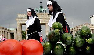 Niemieccy rolnicy promują warzywa
