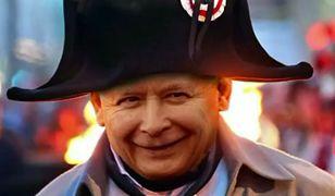 Parodia Wiadomości TVP i bajka o Jarosławie Kaczyńskim. Skiba nie oszczędził polityków PiS