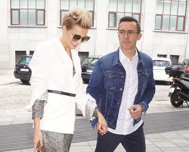 Paulina Smaszcz-Kurzajewska nie ukrywa już rozstania z mężem