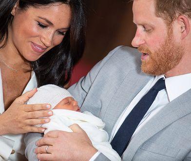 Księżna Meghan i książę Harry są rodzicami kilkumiesięcznego Archiego.