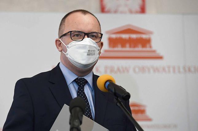"""Bodnar krytykuje UE. """"Polsce grozi autorytaryzm"""""""