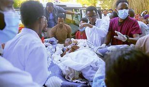 Etiopia. Atak lotniczy. Dziesiątki ofiar