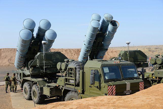 System S-400 Triumf to obecnie najnowocześniejszy kompleks przeciwlotniczy i przeciwrakietowy Rosji