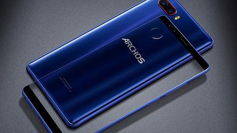 ARCHOS Diamond Omega: Snapdragon 835, 8 GB RAM i 4 kamery