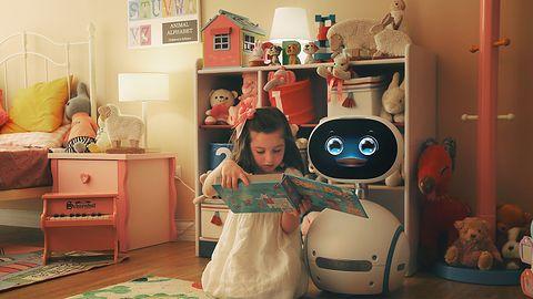 ASUS Zenbo – sympatyczny robot dotrzyma towarzystwa i pomoże w pracy #Computex
