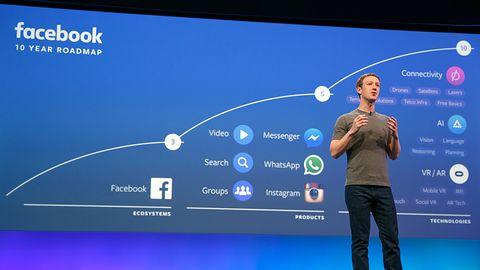 Facebook będzie muzycznym serwisem wideo, w testach nowy panel powiadomień