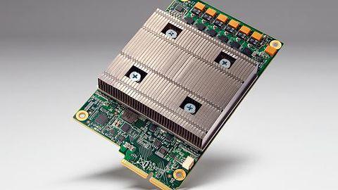 TPU, czip Google do maszynowego uczenia, w wydajności deklasuje GPU