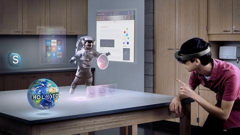 Pomysłowe chłodzenie HoloLens. Może producenci laptopów też skorzystają?