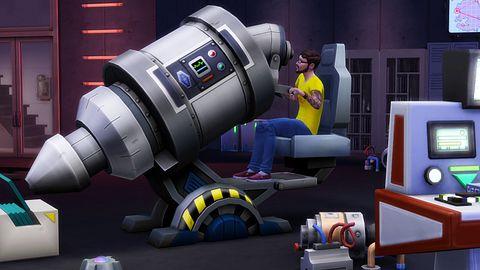 Gracze nie będą już mogli topić simów, twórcy usunęli baseny z Sims 4