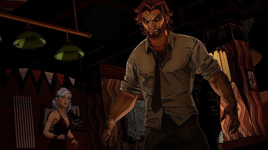 Nowa galeria z The Wolf Among Us, pierwszy odcinek serii już 11 października