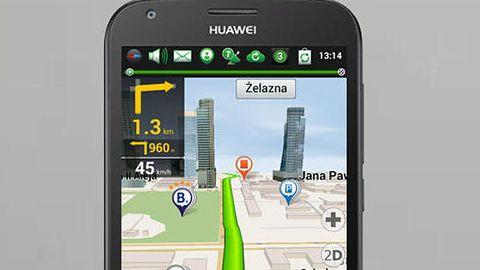 NAVITEL dostarczydarmowę nawigacją do taniego smartfonu od Huawei