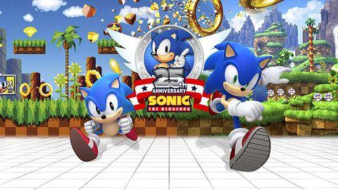 Sonic ma się dobrze. skończył 25 lat i wróci w zupełnie nowej grze