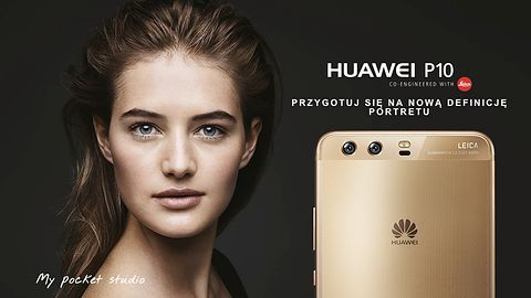 Premiera Huawei P10 – smartfon i mobilne studio fotografii