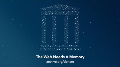 Internet Archive na 20. urodziny ucieka przed polityką do Kanady