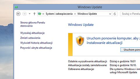 Microsoft poprawia Windows Update, szykuje się na Windows 10