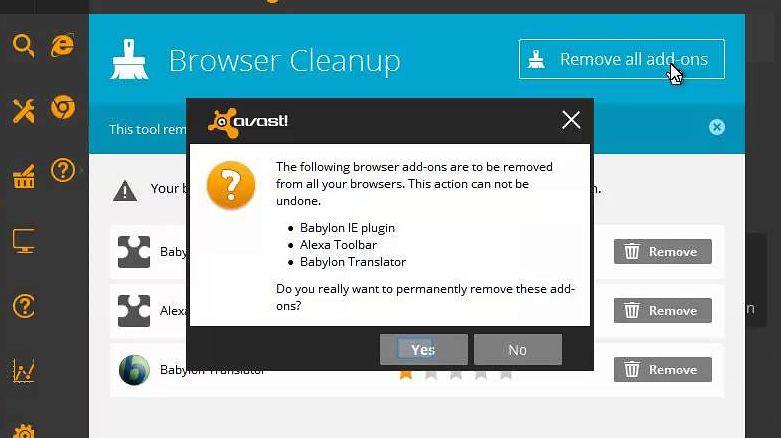 Avast może niechcący usunąć wszystkie dodatki z Twojego Firefoksa