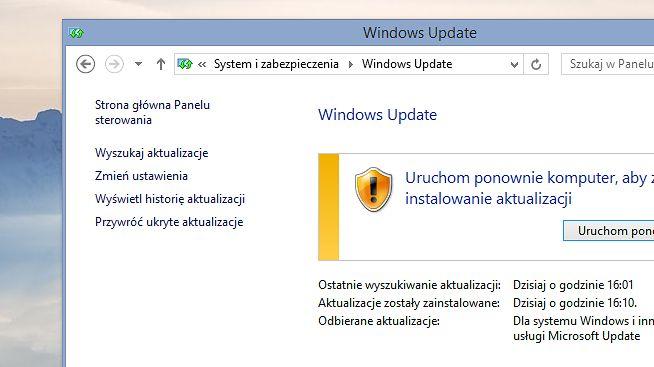 Microsoft poprawia Windows Update, szykuje się na Windows 10