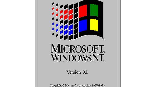 Dwadzieścia lat temu Microsoft zmienił świat pierwszym Windows NT