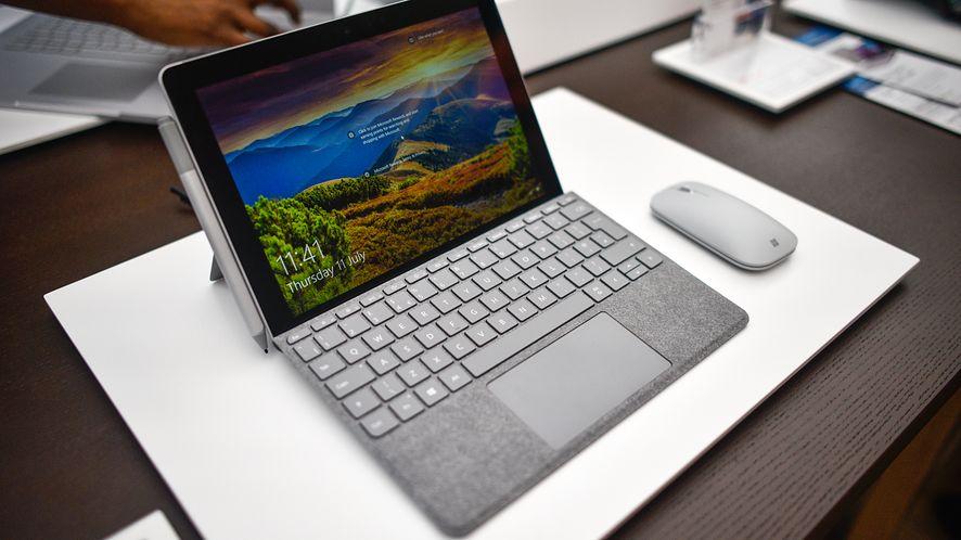 Do sieci trafiły zdjęcia nowych Surface'ów (Getty Images)