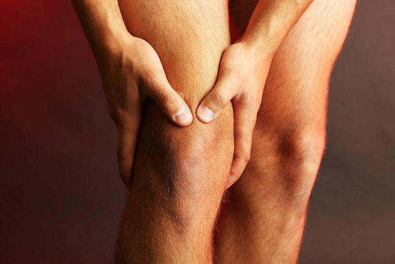 Ból kolan to sygnał ostrzegawczy choroby stawów
