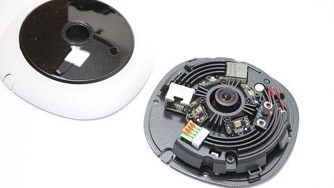 D-Link 5-Megapixel Panoramic Fisheye Camera DCS-4625 - Nowoczesny monitoring od D-Linka