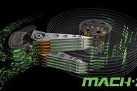 Najszybszy dysk HDD świata trafia do sprzedaży. Jest szybszy, niż niektóre SSD. - Dysk Seagate Mach.2 Exos 2x14