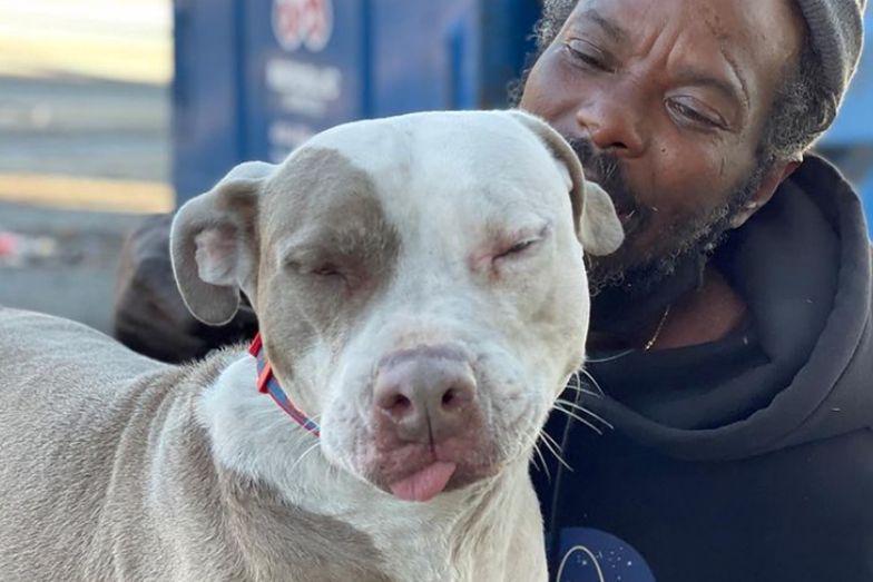 USA. Bezdomny uratował zwierzęta z płonącego schroniska