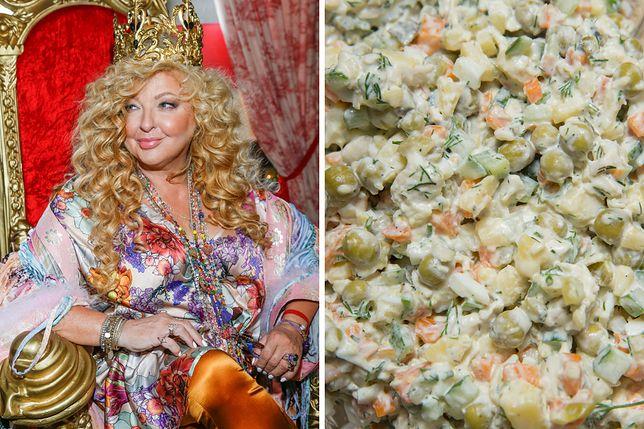 Magda Gessler wie, jak zrobić idealną sałatkę jarzynową