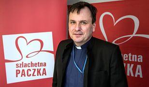 Ks. Grzegorz Babiarz kierował Wiosną od lutego