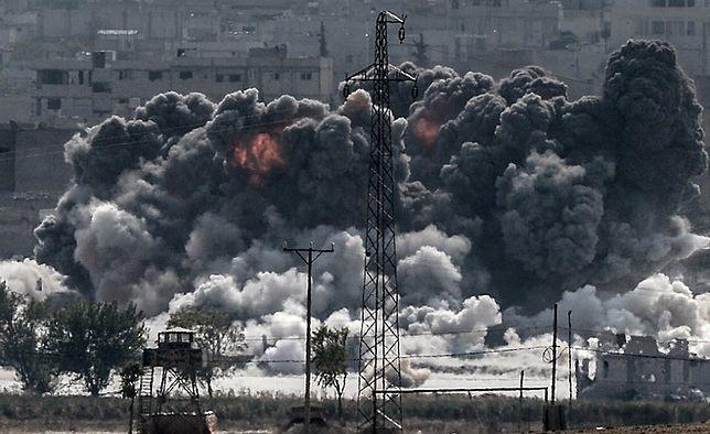USA grożą Syrii kolejnymi sankcjami