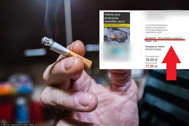 2020 r. nie będzie łaskawy dla palaczy. Podwyżki cen i problem z zakupem tzw. mentoli
