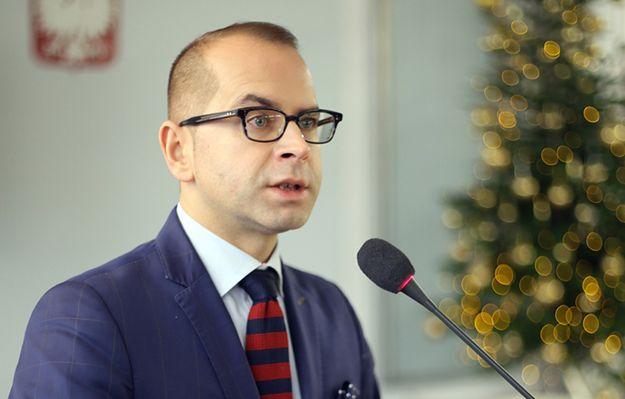Michał Szczerba: jeżeli coś było złe, to należy to naprawiać, a nie w to brnąć