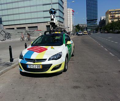 Google zaktualizował kamery robiące zdjęcia do Street View. To pierwsza taka zmiana od 8 lat