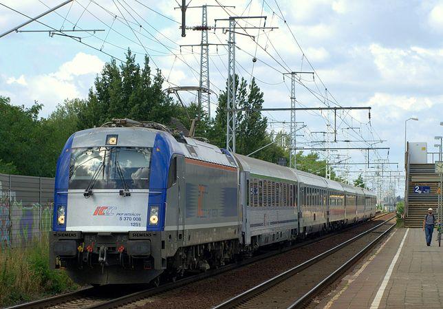 Opóźnione są m.in. pociągi PKP IC z Zakopanego i Wrocławia