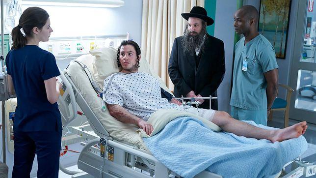 """Scena z odcinka """"Nurses"""", który zniknął ze streamingu NBC"""
