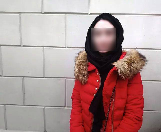 Hadiza pochodzi z Czeczenii, do Polski trafiła cztery lata temu