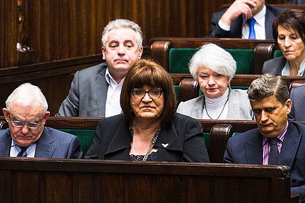 Anna Grodzka oficjalnie kandydatką na prezydenta