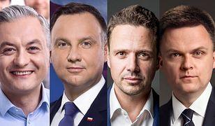 Sztaby wyborcze lubią chwalić się pozytywnymi dla nich sondażami