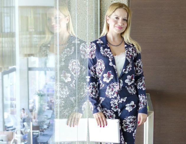 Damskie garnitury nie tylko dla businesswoman