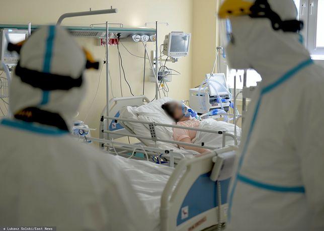 Koronawirus w Polsce. Najnowszy raport Ministerstwa Zdrowia