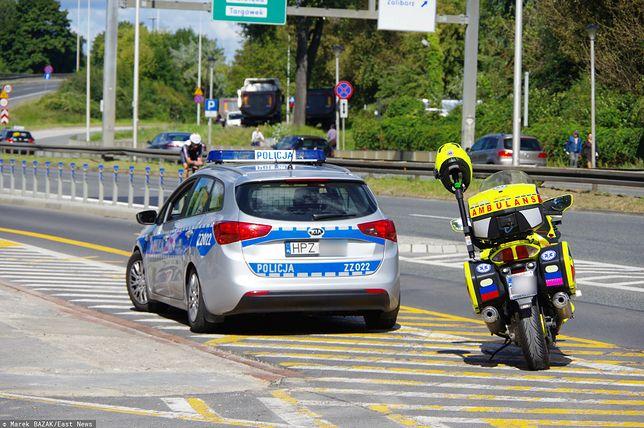 Lubelskie. Pięć osób rannych po wypadku na DK19, spore utrudnienia (zdjęcie ilustracyjne)
